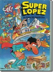P00008 - Superlopez #8