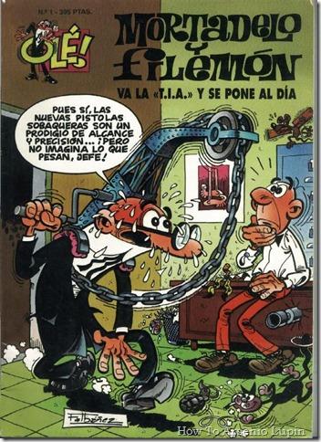 2011-02-26 - Mortadelo y Filemón