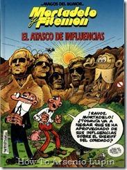 P00003 - Mortadelo y Filemon  - El atasco de influencias.howtoarsenio.blogspot.com #3