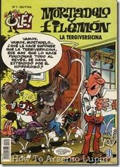 P00007 - Mortadelo y Filemon  - La tergiversicina.howtoarsenio.blogspot.com #7