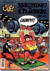 P00014 - Mortadelo y Filemon 014 - Seul howtoarsenio.blogspot.com #88