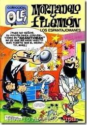 P00033 - Mortadelo y Filemon  - Los espantamonjes.howtoarsenio.blogspot.com #33