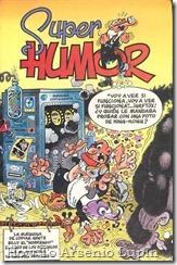 P00036 - Mortadelo y Filemon  - La maquina de copiar gente.howtoarsenio.blogspot.com #36