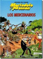 P00056 - Mortadelo y Filemon  - Los mercenarios.howtoarsenio.blogspot.com #56