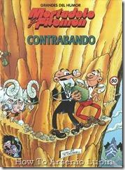 P00058 - Mortadelo y Filemon  - Contrabando.howtoarsenio.blogspot.com #58