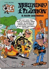 P00063 - Mortadelo y Filemon  - El balon catastrofico.howtoarsenio.blogspot.com #63