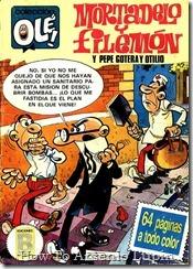 P00083 - Mortadelo y Filemon  - El bacilon.howtoarsenio.blogspot.com #83