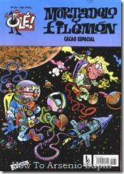 P00084 - Mortadelo y Filemon  - El cacao espacial.howtoarsenio.blogspot.com #84