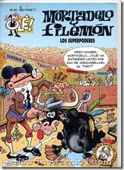 P00093 - Mortadelo y Filemon  - Los superpoderes.howtoarsenio.blogspot.com #93