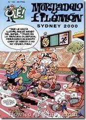 P00153 - Mortadelo y Filemon  - Sidney .howtoarsenio.blogspot.com #153