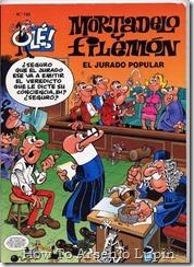 P00133 - Mortadelo y Filemon  - El jurado popular.howtoarsenio.blogspot.com #133
