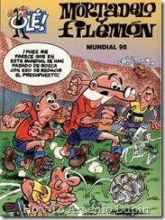 P00137 - Mortadelo y Filemon 137 - Mundial howtoarsenio.blogspot.com #98
