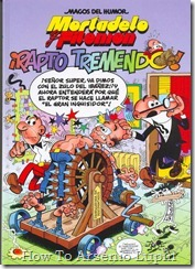 P00168 - Mortadelo y Filemon  - Rapto tremendo.howtoarsenio.blogspot.com #168