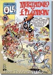 P00007 - Mortadelo y Filemon Otros #6