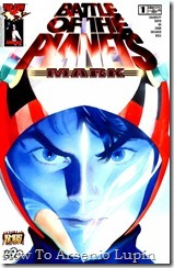 P00013 - Battle of the Planets Especial #1