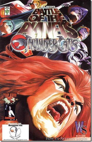 2011-05-04 - Battle of the Planets y Thundercats 1