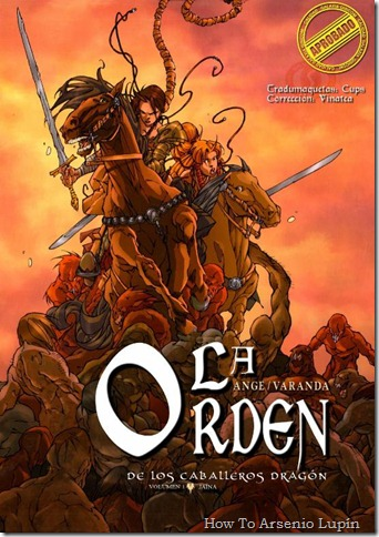 2011-05-31 - La orden de los Caballeros del Dragon