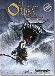 P00006 - La orden de los Caballeros del Dragon #6