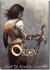 P00007 - La orden de los Caballeros del Dragon #7
