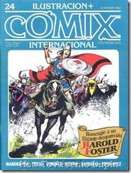 P00024 - Comix Internacional #24
