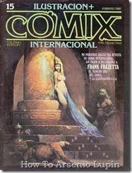 P00015 - Comix Internacional #15