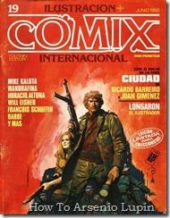 P00019 - Comix Internacional #19