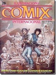 P00028 - Comix Internacional #28