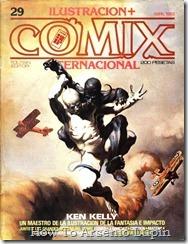 P00029 - Comix Internacional #29