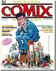 P00052 - Comix Internacional #52
