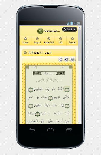 Mobile Al-Quran - STABLE BETA