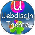Uebdisain Theme 4 GO Launcher icon