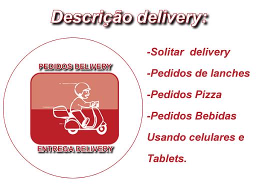 Delivery Pedidos