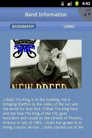 J Dubb Tha King - screenshot