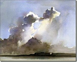 lake cloud