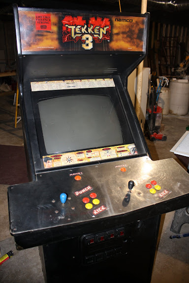 Starting 2 Mame Cabinets One For Home One For Work Updated 3 11 2011
