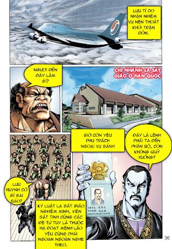 Tân Tác Long Hổ Môn Chap 32 page 36 - Truyentranhaz.net