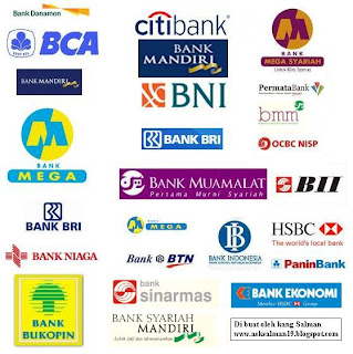 Macam-Macam Logo Bank