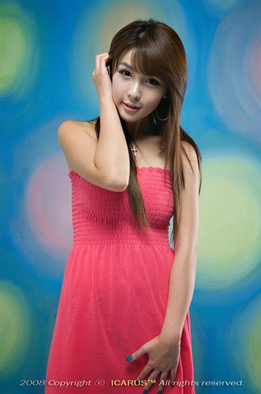 Lee Ji Woo 이지우 From South Korea Lenglui 28 Pretty