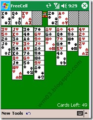 freecell 2003