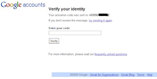 Gmail sms verification : Coupons com scam