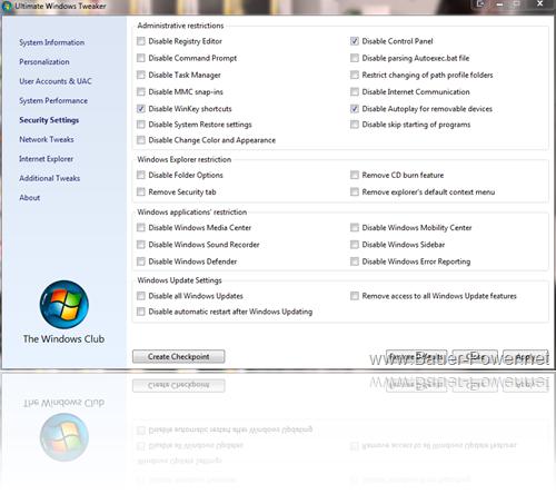 Make Windows Vista and Windows 7 Your Biatch ~ Bauer-Power Media