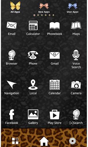Flowers & Leopard Wallpaper 1.0.0 Windows u7528 2