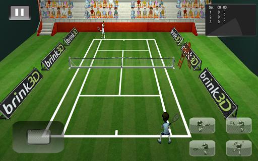Brink 3D Tennis Cup