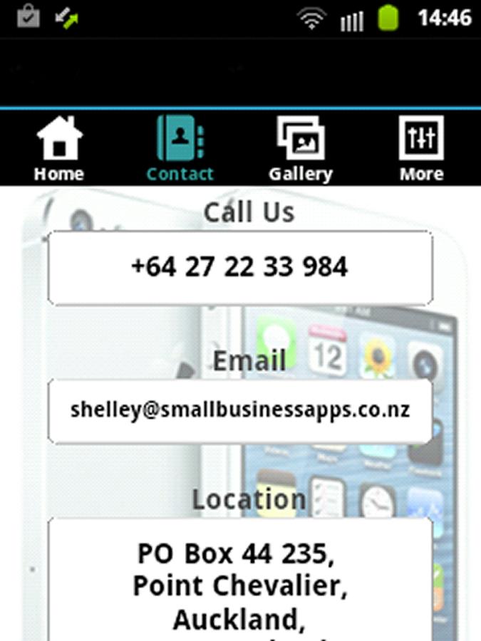 Small Business Apps- screenshot