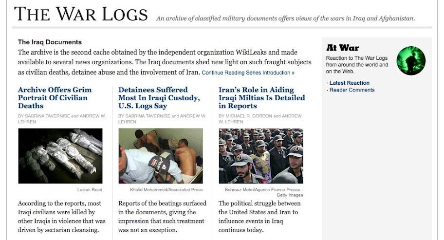 folgen durch den irakkrieg
