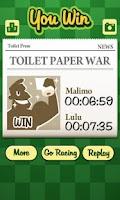 Screenshot of Paper Racing