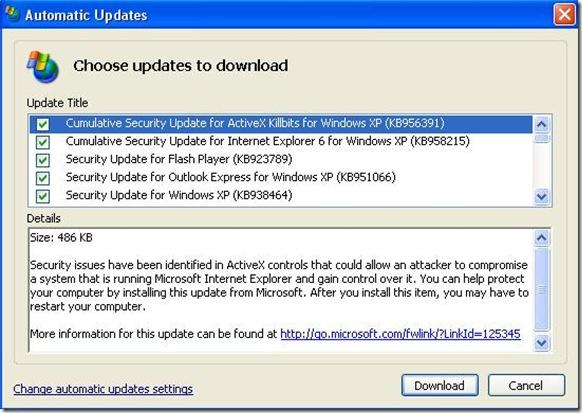 Vlad Setchin: Download Windows Updates for offline install