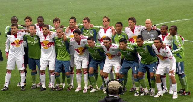 fde37bb2ca0 Matchday @Red Bull Arena: RBNY vs Seattle Sounders