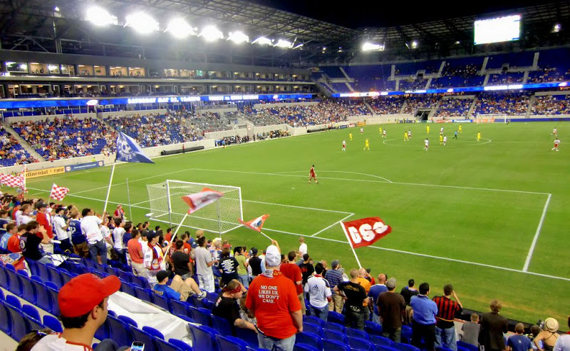 f9cc41c0403 All that said, it was a great atmosphere, yet again, at Red Bull Arena.  Twelve thousand on a Thursday night made the Arena rock all game long.