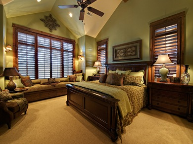 Designing Your Dream Home Mountain Homes Bedrooms